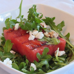 Grilled Watermelon Salad – A Cool Recipe For A Hot Night