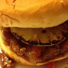 Sloppy Style BBQ Beef SirloinSandwiches