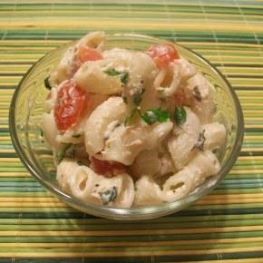 Tomato Basil & Herb MacaroniSalad