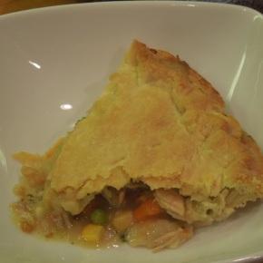 Homemade Turkey PotPie