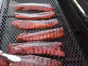 Robert's Baby Back Ribs