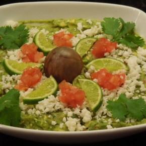 Loaded Guacamole