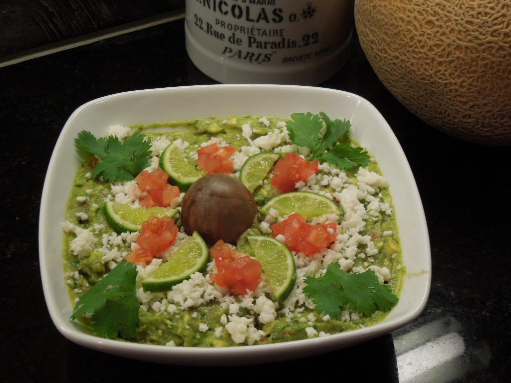 Loaded Guacamole   Cook Plant Meditate