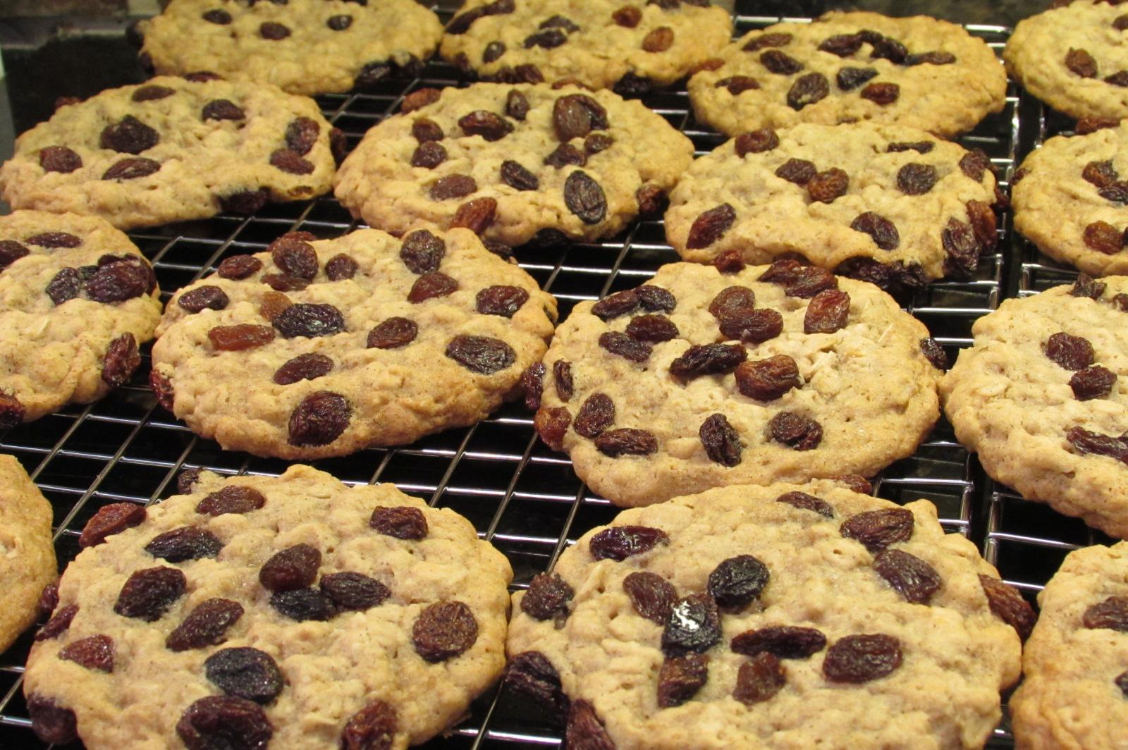Oatmeal Raisin Cookies And The Quaker Oats Vanishing Recipe Cook