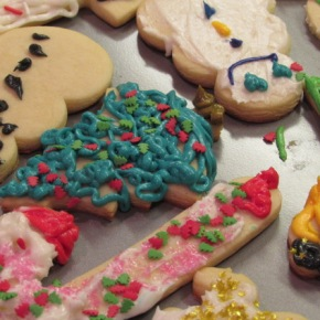 Merry Christmas Cookies From cookplantmeditate!