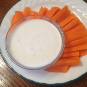 Buttermilk Ranch Dressing or Dip