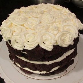 Why Ugly Cake Tastes Better – The Devil ['s Food] is In TheDetails