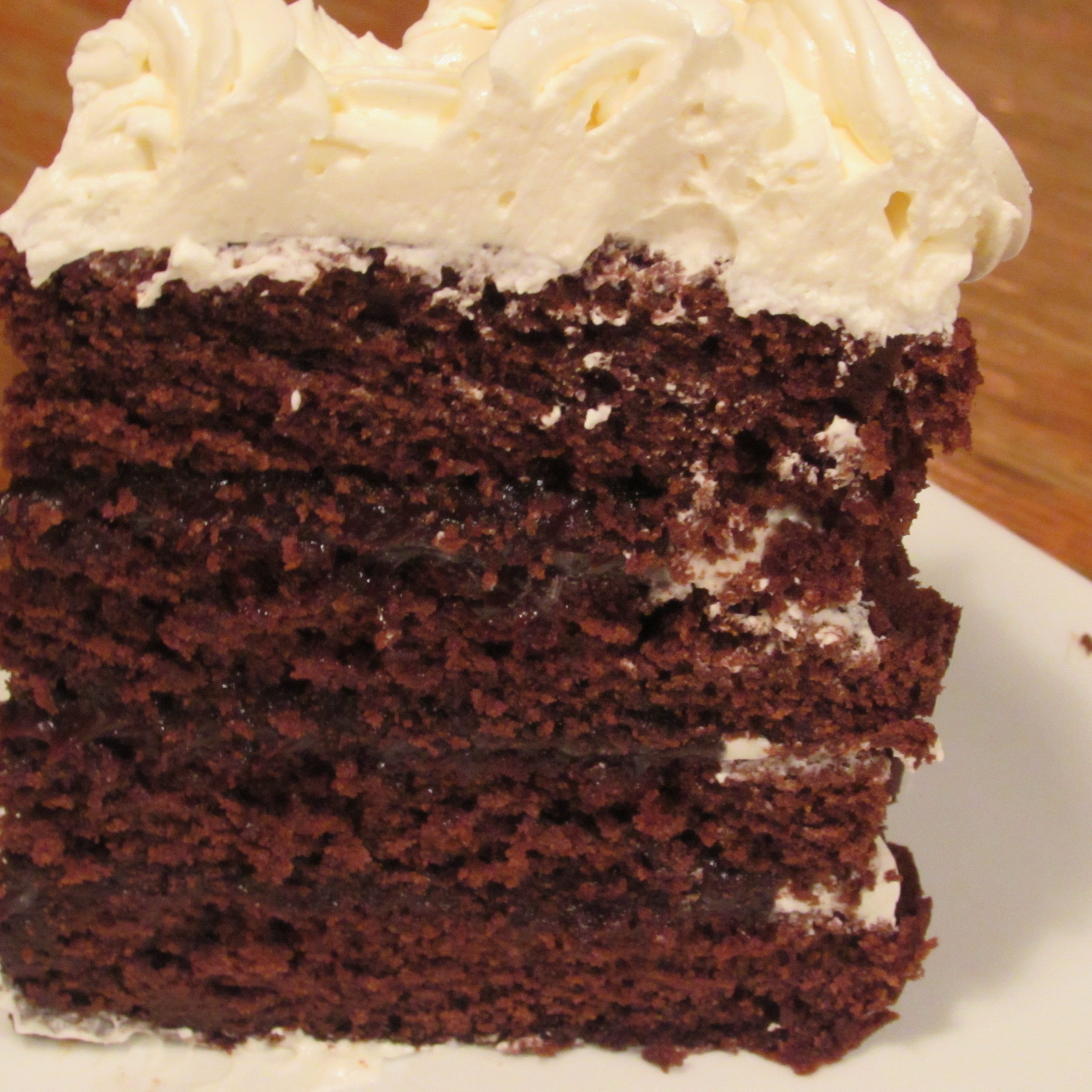 Why Ugly Cake Tastes Better – The Devil ['s Food] is In