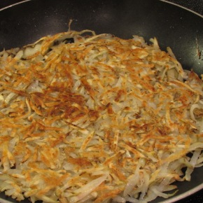 Diner Style Hash Browns At Home
