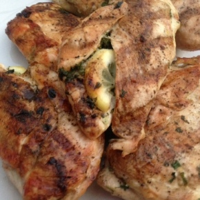 Grilled Lemon Garlic Herb Chicken