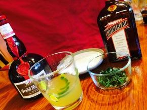 Theresa's Scratch Margaritas