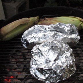Grilled Corn On TheCob