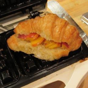 Waffle Wednesday – PeachCroisaffle