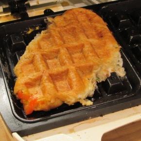 Waffle Wednesday – CapreseCroisaffle