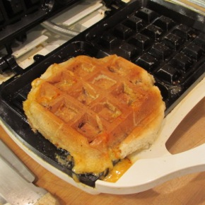 Waffle Wednesday – The WaffleBurger