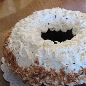 Happy Birthday To You! What's With The Mayo? ChocolateCake