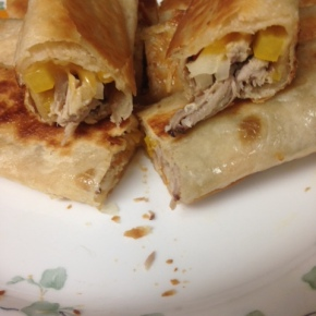 Fast Food Friday – Pan Fried Flautas