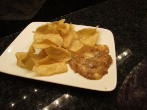 Hot And Easy Bean Dip