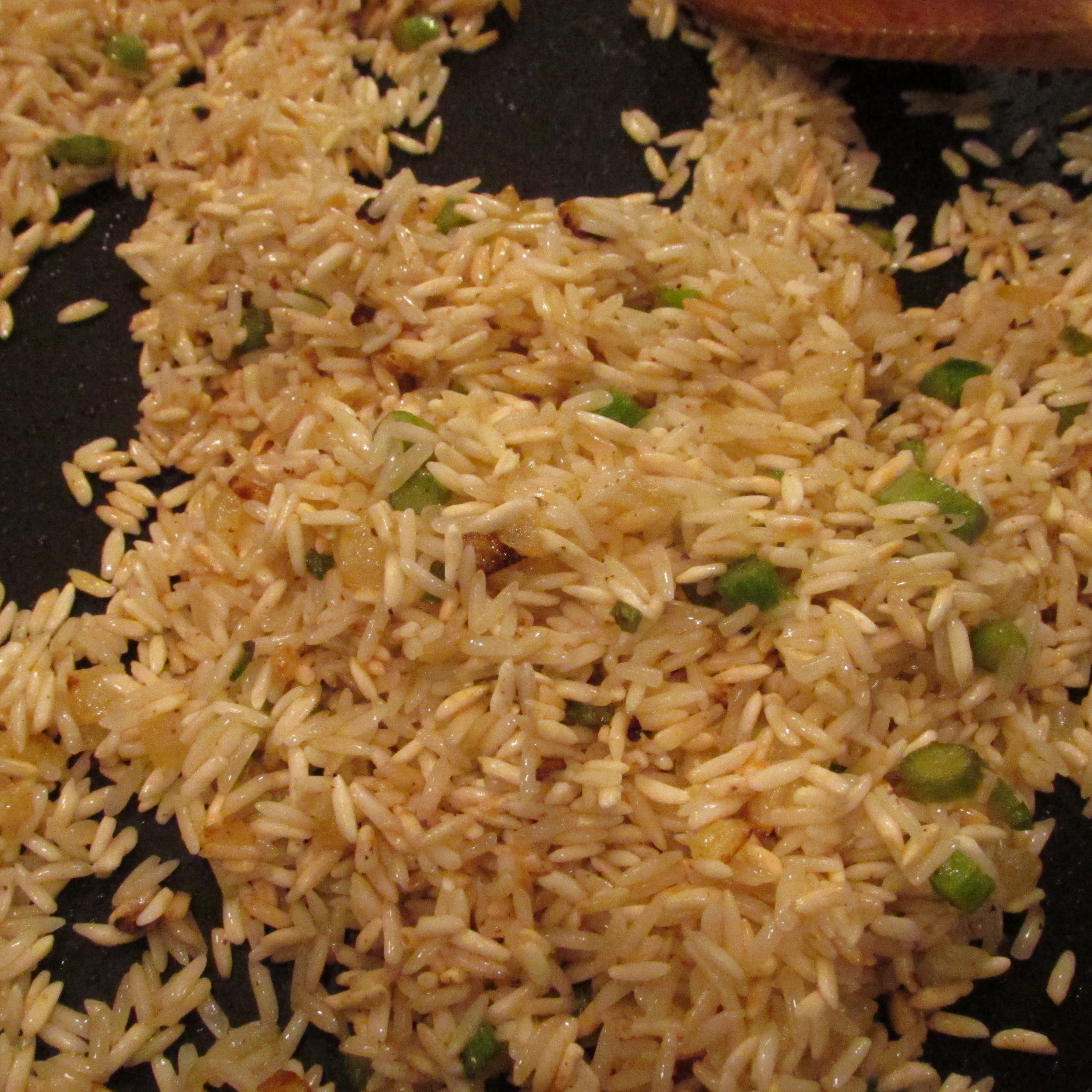 One pan rice a roni cheater chicken and rice with asparagus raise heat to high and bring to a full rolling boil stir and reduce heat to low taste liquid and adjust to taste put drumsticks back in pan ccuart Image collections