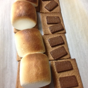S'mores in theOven