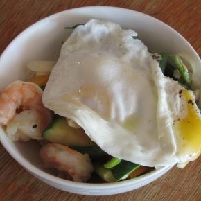Shrimp Madame – Fast Food Friday Meets SaturdayBreakfast