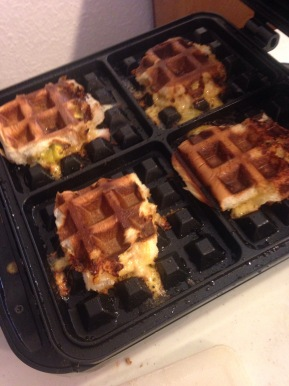 Waffle Bowl 2016: Cindy's PulledPork