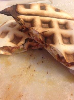 Waffle Bowl 2016: 7 Layer DipWaffle-Dilla