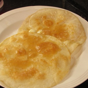 Fast Food Friday – Cheater Fry Bread With Butter And Fresh Honey