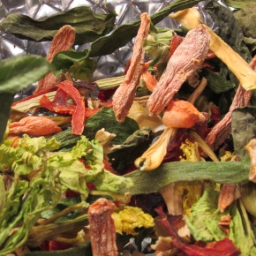 Homemade Leftover VegetableBouillon