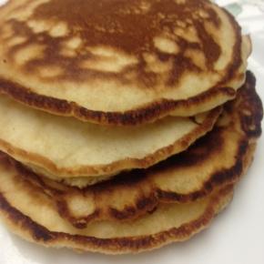 Extra Tasty Pancakes