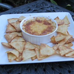 Chicken Tortilla Soup Hot Dip