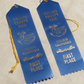 CPM Takes First Place At The Solano County Fair –Twice