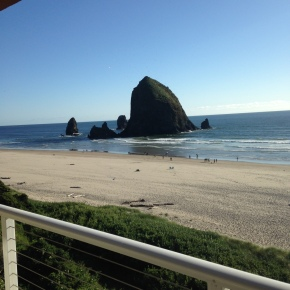A (Partial) Tour of the West Coast, Vol. 3: Tillamook Cheese and Cannon Beach