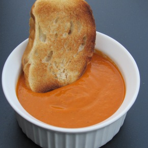 Wowman Jam's Scratch-Made Tomato Bisque