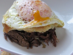 Fast Food Friday – Pot Roast Madame