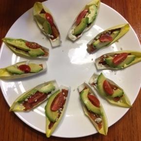 BLTA Salad Bites