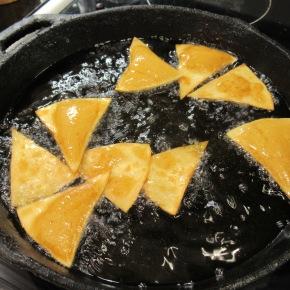 Fresh Fried TortillaChips