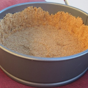 Fast Food Friday – Amelia's Awesome Graham Cracker Pie Crust