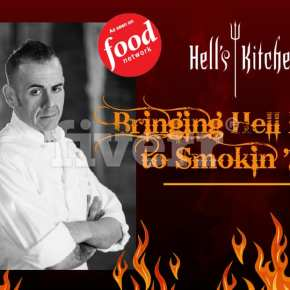 Chef Robert Hesse – Bringing Hell Fire to Smokin '19