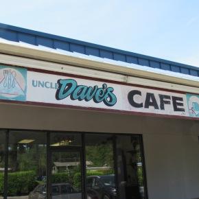 Uncle Dave's Café, Port Orchard,Washington