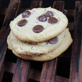 Snoop Dogg's Rolls Royce PB Chocolate Chip Cookies