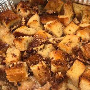 Sue's Bread Pudding